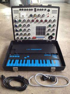 Vintage Original EMS Synthi AKS synthesizer