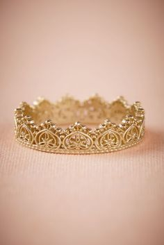 Oleska Crown Ring from @BHLDN
