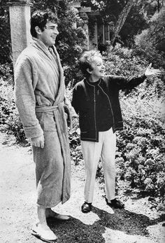 Edith Piaf y Theo Sarapo