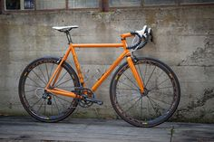 Greg's Pegoretti Love #3 | Above Category Cycling