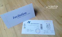 Invitation soirée clients - Création graphique et impression