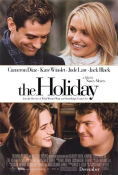 Another of my favorite movies, The Holiday