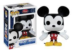 "Pop! Disney: 9"" Mickey Mouse"