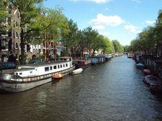 Barco (casa) flutuante