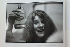 Janis Joplin photographed by Linda McCartney