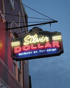 The Silver Dollar- Louisville