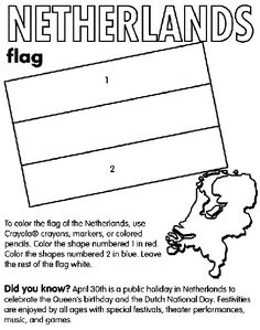Top 10 Free Printable Country And World Flags Coloring Pages Online ...