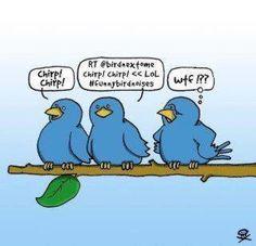 """La """"Twitter étiquette"""" pour les nuls"""