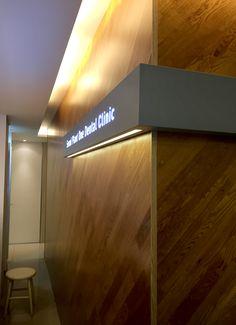 이미지월 금속 사인 작업   #간판 #사인 #현판 #디자인 #sign #signage Signage Board, Door Signage, Exterior Signage, Wayfinding Signage, Signage Design, Reception Desk Design, Column Design, Gate Design, Office Interior Design