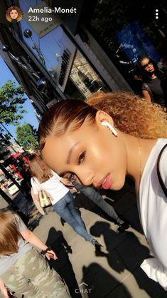 104 Best Edges Images Natural Hair Styles Curly Hair Styles
