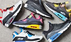 newest collection ed41a 1113f INTRODUCING THE NIKE AIR MAX 90 SNEAKERBOOT   Sneaker Freaker Ropa Urbana,  Zapatillas, Moda