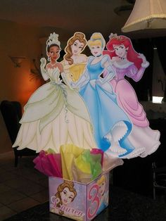 DIY 12 Small Princess Birthday Party by SMARTIESPARTIES on Etsy, $10.00