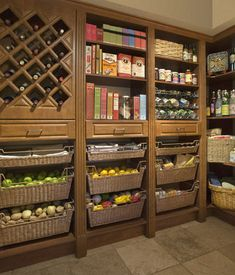 Pantry Organization and Storage Solutions
