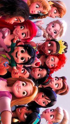 Cute Disney Drawings, Disney Princess Drawings, Disney Princess Art, Disney Princess Pictures, Disney Pictures, Disney Wallpaper Princess, Disney Phone Wallpaper, Cartoon Wallpaper Iphone, Cute Cartoon Wallpapers