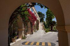 Corfu Palace Hotel.