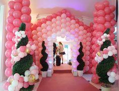 Beautiful balloon pr