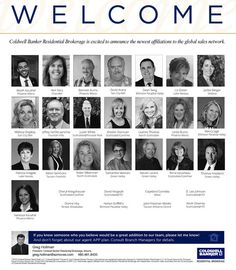 Please help us welcome this outstanding group of Real Estate professionals who associated with Coldwell Banker Residential Brokerage Arizona in the month of June! #ColdwellBankerArizona