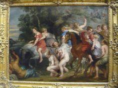 Petrus Paulus Rubens - Clelie passant le Tibre