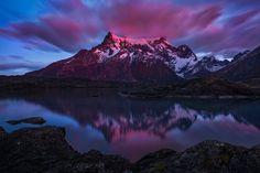 Awakening Paine Grande by Artur Stanisz on 500px