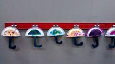Umbrellas in our PIP Class!