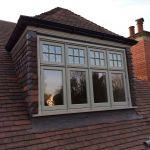 Timber Dormer Windows by Harborne Sash Dormer Windows, Sash Windows, Windows And Doors, Saint Sauveur, New Homes, House Ideas, Loft, Houses, House