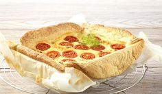 Italiaanse veggiequiche | Colruyt