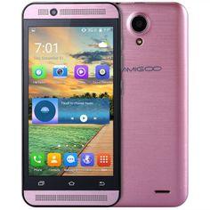 Hoy con el 41% de descuento. Llévalo por solo $206,700.AMIGOO H2000 3G Smartphone.