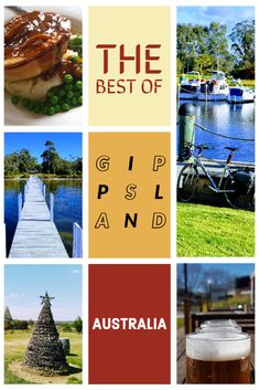 From the mounatains to the sea, from National Parks to wineries. Visiting Gippsland has something for everyone. A day trip from Melbourne puts you in the heart of the best Gippsland attractions  East Gippsland | South Gippsland | West Gippsland | Gippsland Australia | Things to do in Gippsland | what to see in Gippsland | Gippsland National Parks |  #gippsland #Victoria #australia #90milebeach #gippslandlakes #melbourne #latrobevalley #sale #traralgon