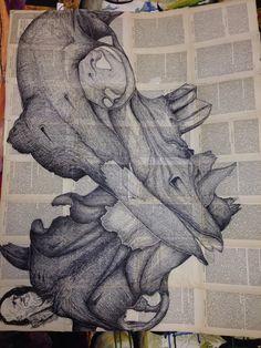 Ideas for art coursework final pieces?