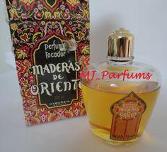 Myrurgia Maderas de Oriente perfume tocador 220ml door MJparfums