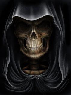 Death - Original Version by *AndrewDobell