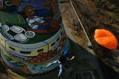 BASE Jumping near Johannesburg | Soweto Towers - Dirty Boots