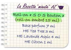 Base Parfum biologique - Aroma-Zone