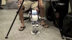 Scientists built an #AI #robot that's figuring life out just like humans do  #future