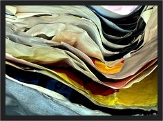 Schichten...(2) von Wolfgang Sch.