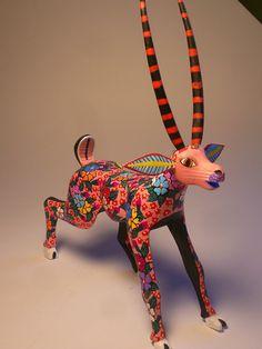 Oaxacan ALEBRIJE  Mexican Folk Art