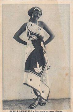 Somali Traditional Dress & Attires |