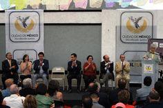 Inauguración Escuela del Mariachi en GaribaldiLucía García Noriega y Nieto, Secretaria de Cultura del GDF