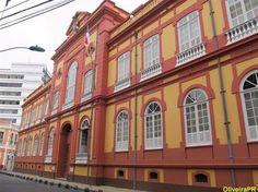 Manaus, Amazonas, Brasil - Biblioteca Pública