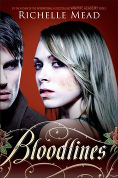 The first book in @RichelleMead's New York Times bestselling Bloodlines series--now in paperback