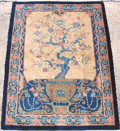 cyberrug 4x5 Art Deco rug 7341 large photo