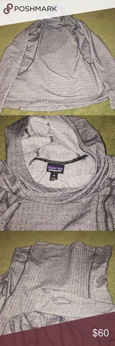 Patagonia Used once Patagonia Tops Sweatshirts & Hoodies