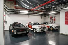 I Want To Hoon Everything In The Secret Toyota Rally Garage