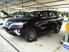 New Toyota Fortuner 2016 Undisguised