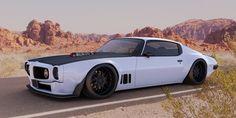Custom Pontiac