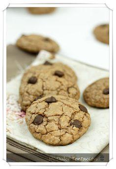 Mi dulce tentación: Galletas de Chocolate y Avena