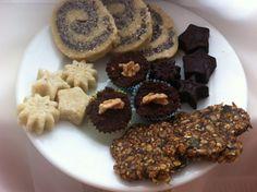 RAW zdravé vánoční cukroví bez výčitek