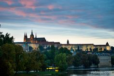 Una visita al Castillo de Praga