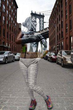 Tina Merry New York Body Painting 2