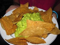 now that is chips and guac!